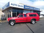 1993 Dodge Dakota Club Cab 6.5-ft. Bed 4WD