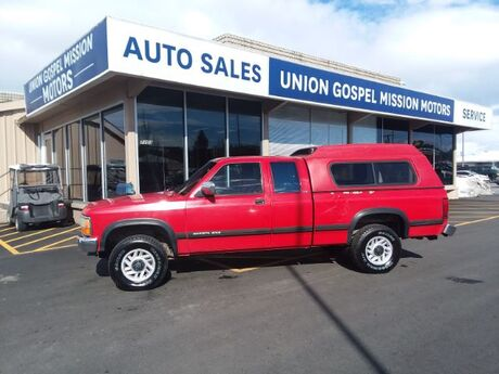 1993 Dodge Dakota Club Cab 6.5-ft. Bed 4WD Spokane Valley WA