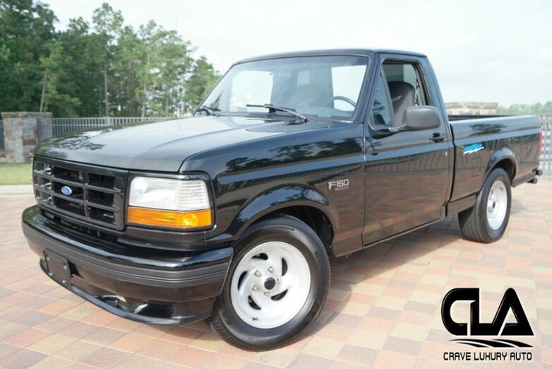 1993 Ford F-150 SVT Lightning The Woodlands TX