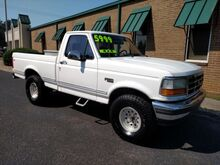 1993_Ford_F-150_XL Reg. Cab Short Bed 4WD_ Knoxville TN
