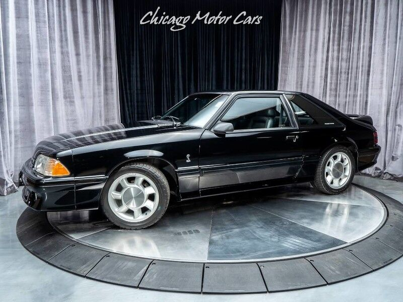 1993_Ford_Mustang_Cobra SVT Coupe 32k Original Miles!_ Chicago IL