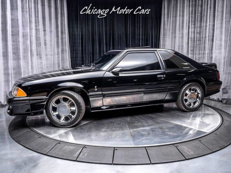 1993_Ford_Mustang_Cobra SVT Only 58k Miles!_ Chicago IL