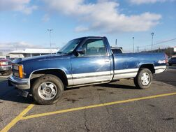 1993_GMC_Sierra C/K 1500_Special Reg. Cab 8-ft. Bed 4WD_ Spokane Valley WA
