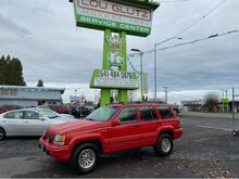 1993_Jeep_Grand Cherokee_Limited 4WD_ Eugene OR