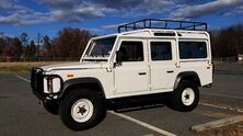 Land Rover Defender 110 NAS RESTORED JUNE 2018 / ONLY 45K MILES / SUPER CLEAN 1993