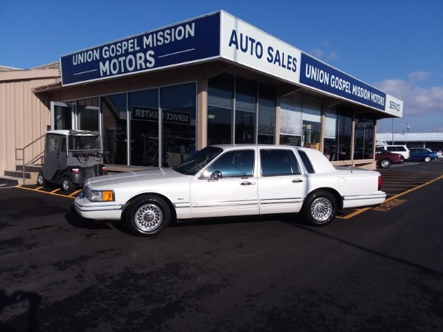 1993 Lincoln Town Car Cartier Spokane Valley WA