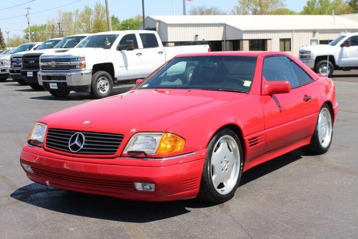 1993 Mercedes-Benz 500 Series 500SL Fort Wayne Auburn and Kendallville IN