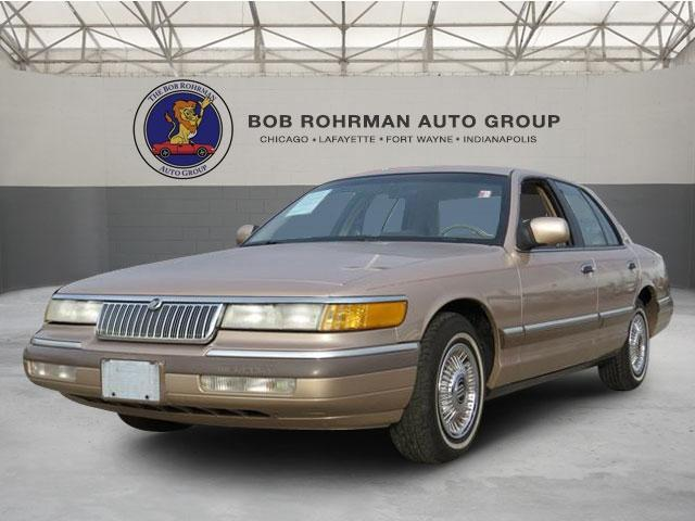 1993 Mercury GRAND MARQUIS GS