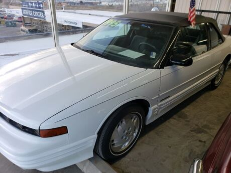 1993 Oldsmobile Cutlass Supreme Convertible Spokane Valley WA