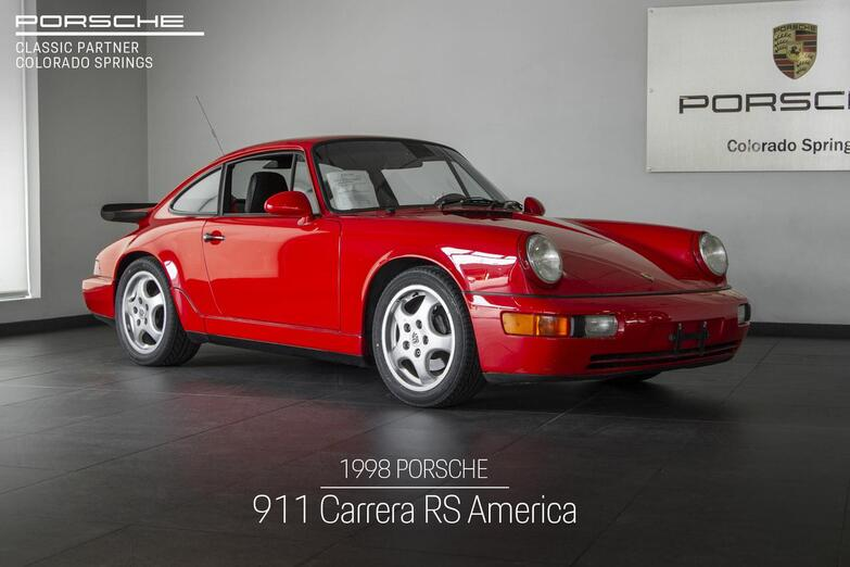 1993 Porsche 911 911 RS America Colorado Springs CO