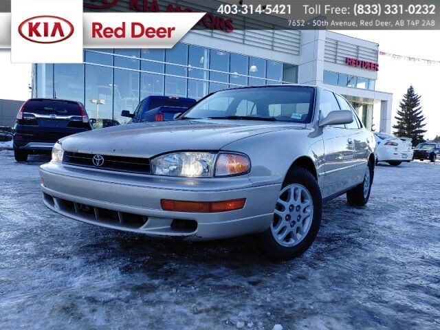 1993 Toyota Camry LE Red Deer AB