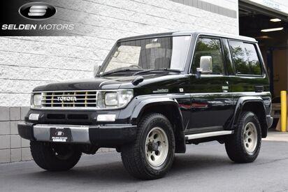 1993 Toyota Land Cruiser Prado