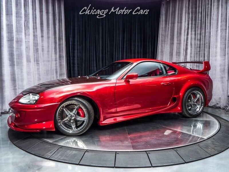 1993_Toyota_Supra_Twin Turbo 2 door Hatchback BUILT 2JZ!_ Chicago IL
