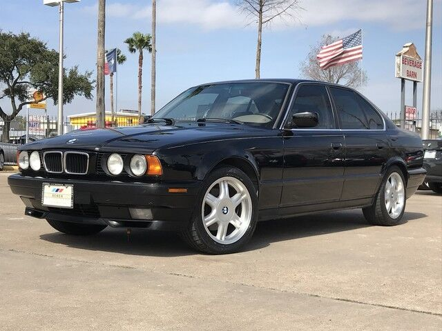 1994_BMW_5 Series_530i_ Houston TX
