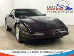 1994 Chevrolet Corvette AUTOMATIC LEATHER SEATS AUTOMATIC CLIMATE CONTROL LEATHER STEERI