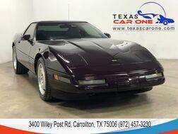 1994_Chevrolet_Corvette_AUTOMATIC LEATHER SEATS AUTOMATIC CLIMATE CONTROL LEATHER STEERI_ Carrollton TX