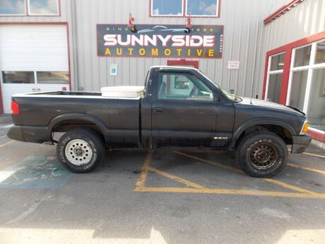 1994 Chevrolet S10 Pickup Reg. Cab Short Bed 4WD Idaho Falls ID