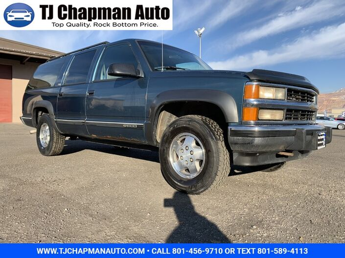 1994 Chevrolet Suburban  Salt Lake City UT