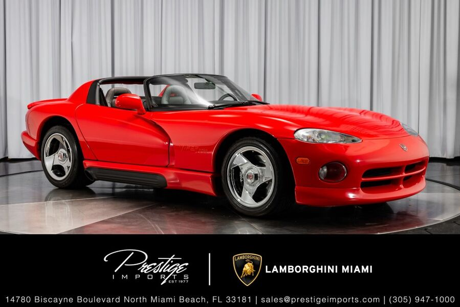 1994_Dodge_Viper__ North Miami FL
