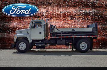 1994_FORD_L7000_REG CAB DRW BOX & HOIST_ Red Deer AB