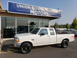1994_Ford_F-150_XL SuperCab Short Bed 4WD_ Spokane Valley WA