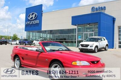 1994_Ford_Mustang_GT_ Richmond KY