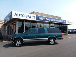 1994_GMC_Suburban_1500 4WD_ Spokane Valley WA