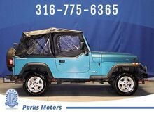1994_Jeep_Wrangler_SE_ Wichita KS