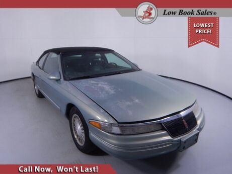 1994_Lincoln_MARK VIII__ Salt Lake City UT