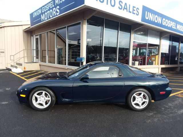 1994 Mazda RX-7 Coupe Spokane Valley WA