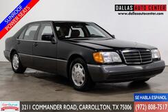 1994_Mercedes-Benz_S-Class_S420 sedan_ Carrollton TX
