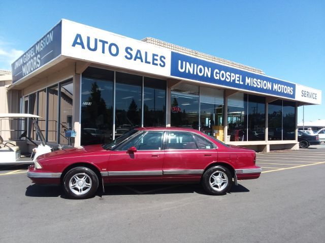1994 Oldsmobile Royale Base Spokane Valley WA