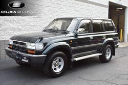 Toyota Land Cruiser 80 VX Turbo Diesel 1994