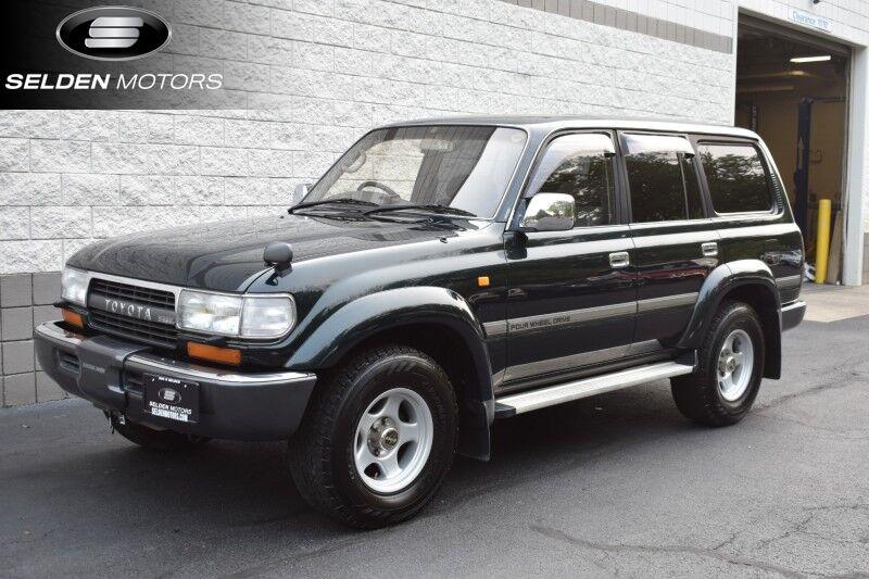 1994 Toyota Land Cruiser 80 VX Turbo Diesel Willow Grove PA