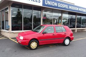 1994_Volkswagen_Golf III_GL 4-Door_ Spokane Valley WA