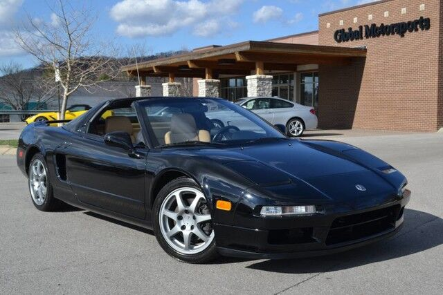 1995 Acura NSX-T Mid-engine Marvel/Clever Open Top/Razor Steering & Handling/Unmatched Shifting/Low Miles/ Rare Find Nashville TN