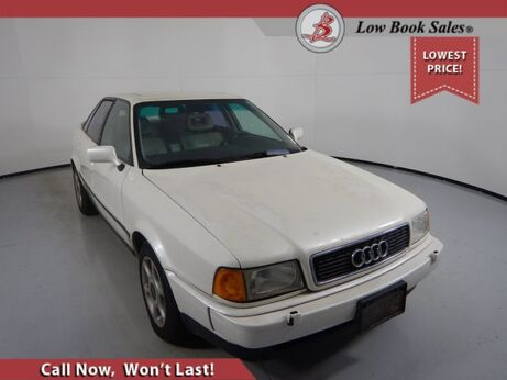 1995_Audi_90_Sport_ Salt Lake City UT