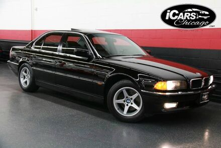 1995_BMW_740i_4dr Sedan_ Chicago IL