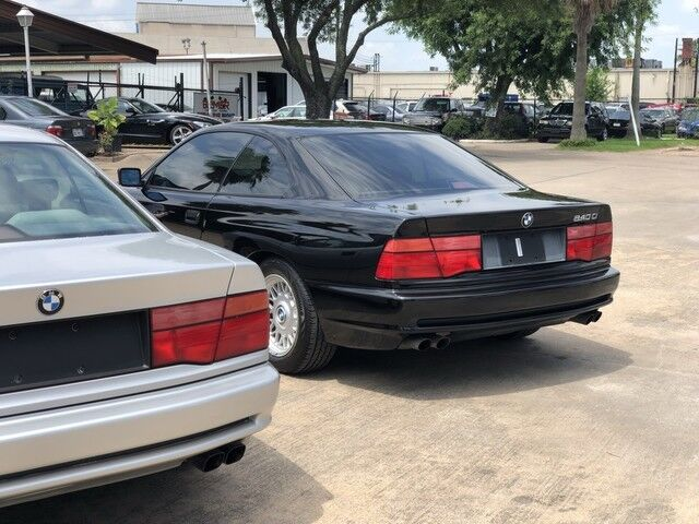 1995 BMW 8 Series 840Ci Houston TX
