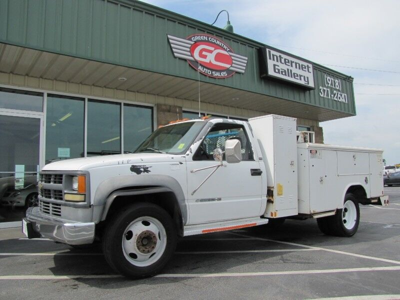 1995 Chevrolet C3500HD 5-Speed Diesel