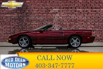 1995_Chevrolet_Camaro_Z28 Convertible 5.7L V8_ Red Deer AB