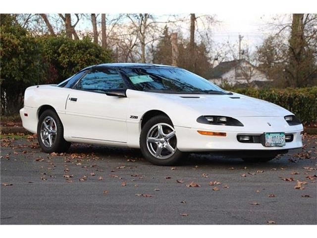 1995 Chevrolet Camaro Z28 Coupe Salem OR