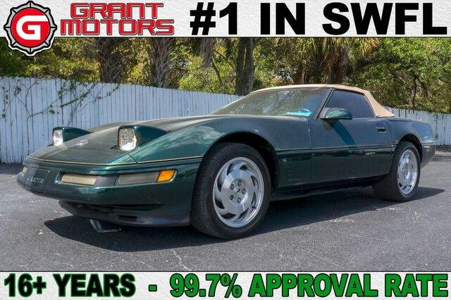 1995 Chevrolet Corvette Fort Myers FL