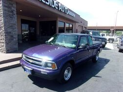 1995_Chevrolet_S10 Pickup_LS Ext. Cab Short Bed 2WD_ Colorado Springs CO