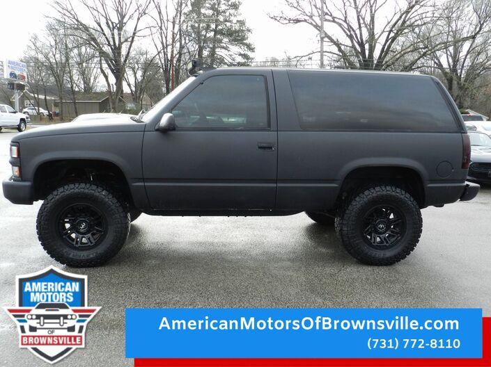 1995 Chevrolet Tahoe LS Brownsville TN