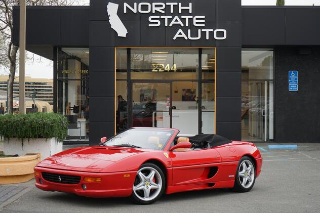1995_Ferrari_355 Spider__ Walnut Creek CA