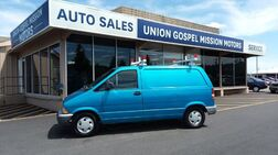 1995_Ford_Aerostar_-_ Spokane Valley WA