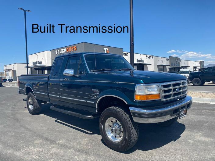 1995 Ford F-250 XLT West Valley City UT