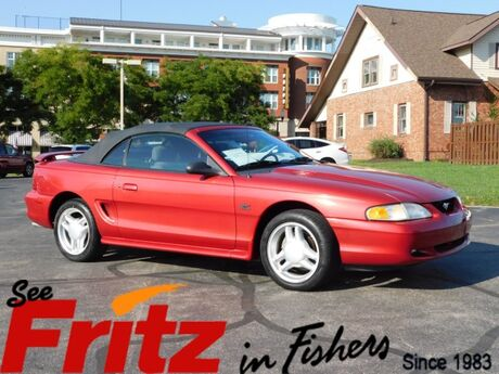1995 Ford Mustang GT Fishers IN