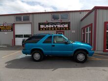 1995_GMC_Jimmy_SL 2-Door 4WD_ Idaho Falls ID
